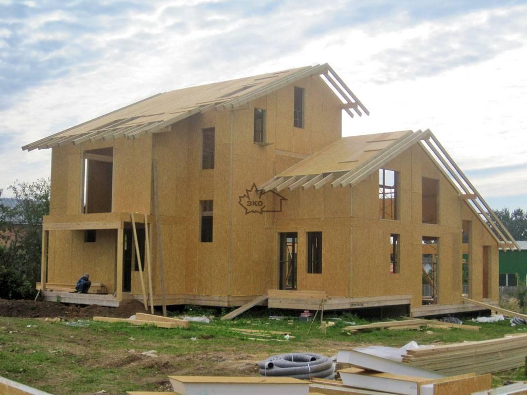 Каркасно-щитовые дома: плюсы и минусы, разновидности, стоимость проекта