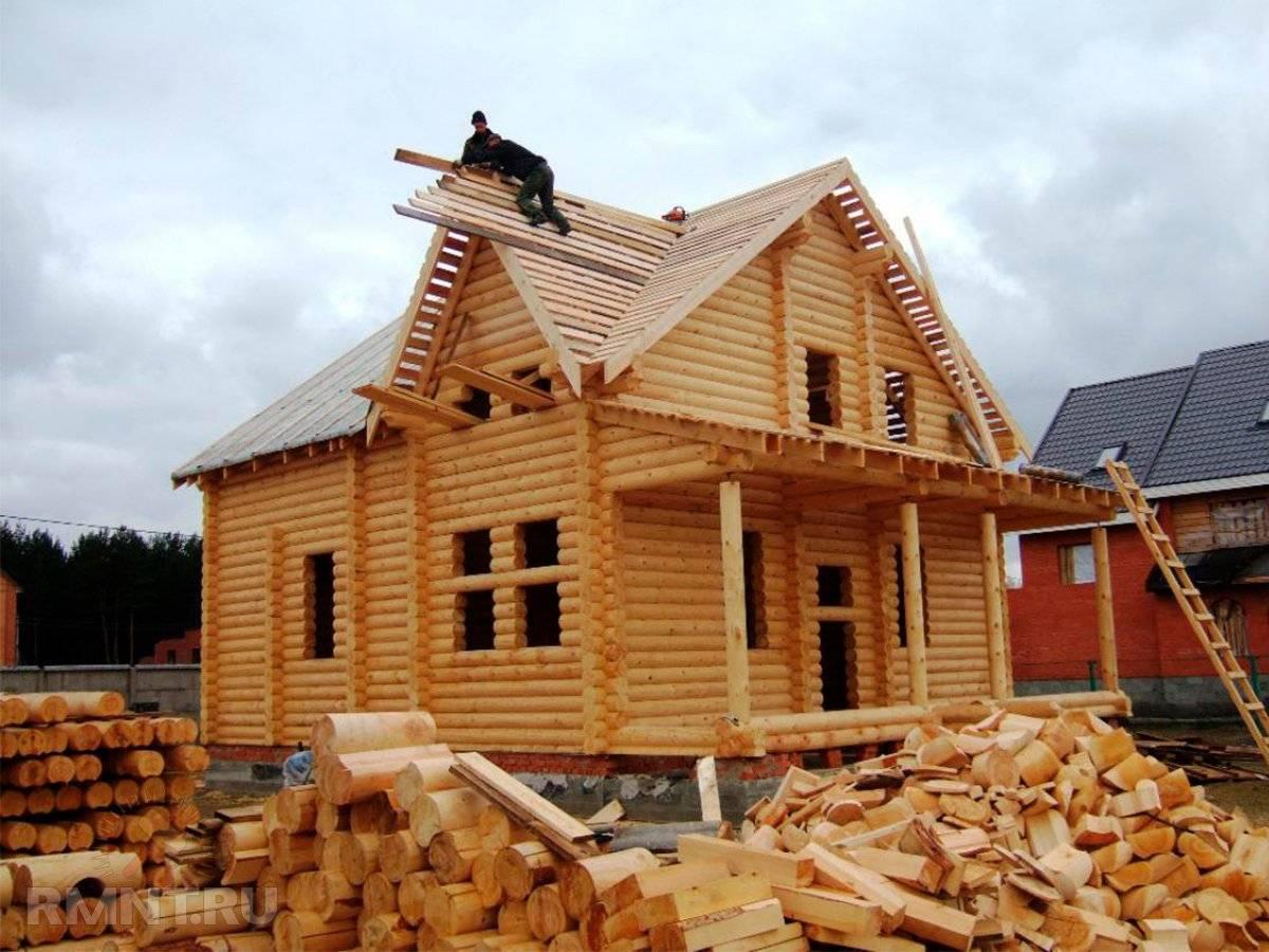 Какой деревянный дом лучше выбрать