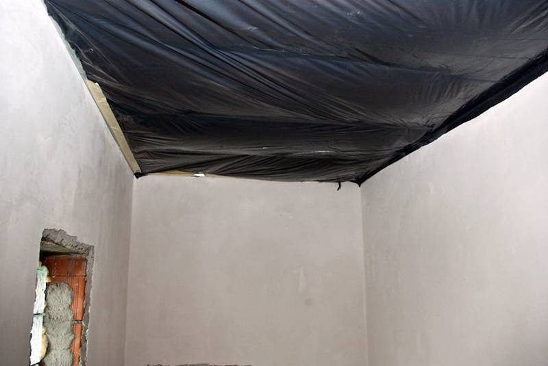 Пароизоляция для потолка в деревянном перекрытии - инструкция + обзор!