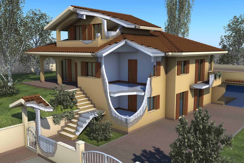 Строительство монолитных частных домов