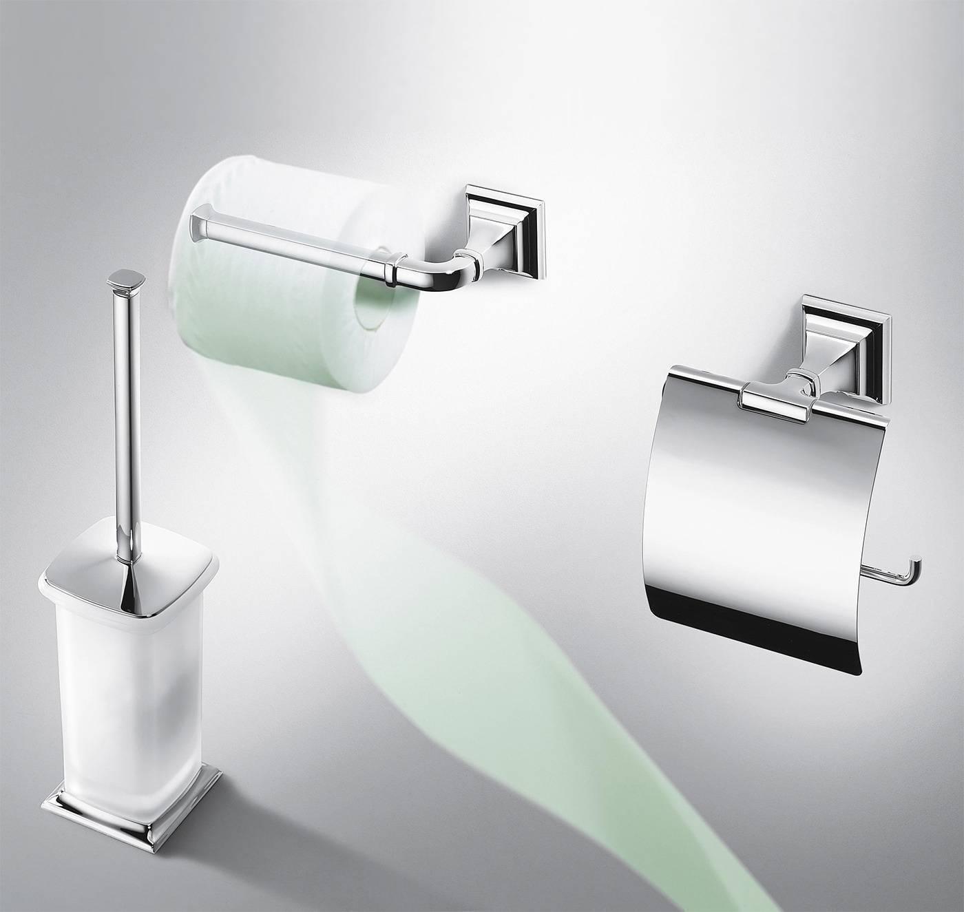 Аксессуары для ванной - основные виды, варианты выбора и обзор самых популярных брендов
