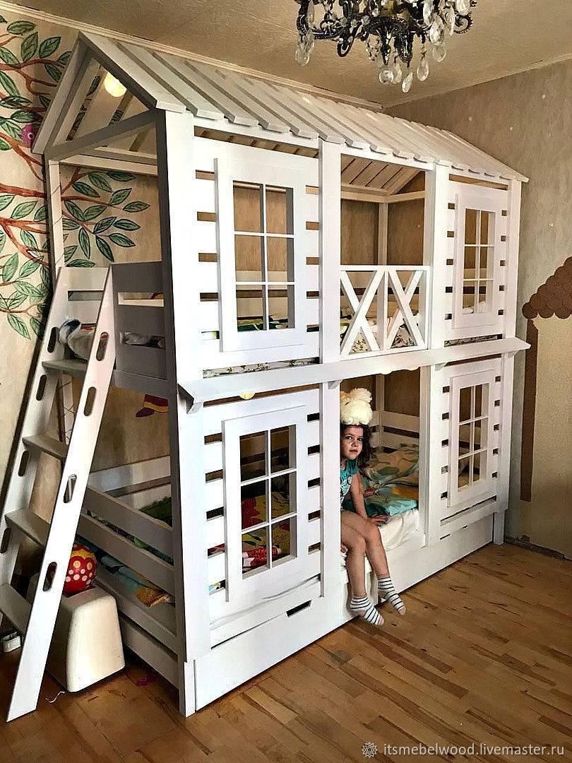 Поделка домик: мастер-класс изготовления поделки из природных материалов своими руками (75 фото)