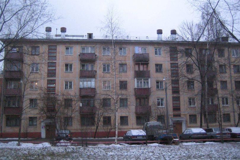 Высота пятиэтажного дома - это сколько в метрах?