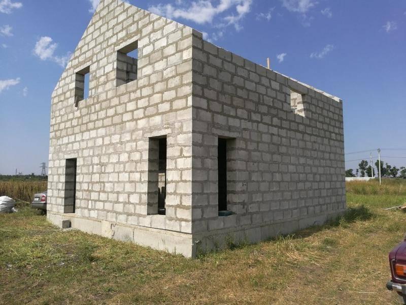 Полистиролбетонные блоки: отзывы владельцев домов