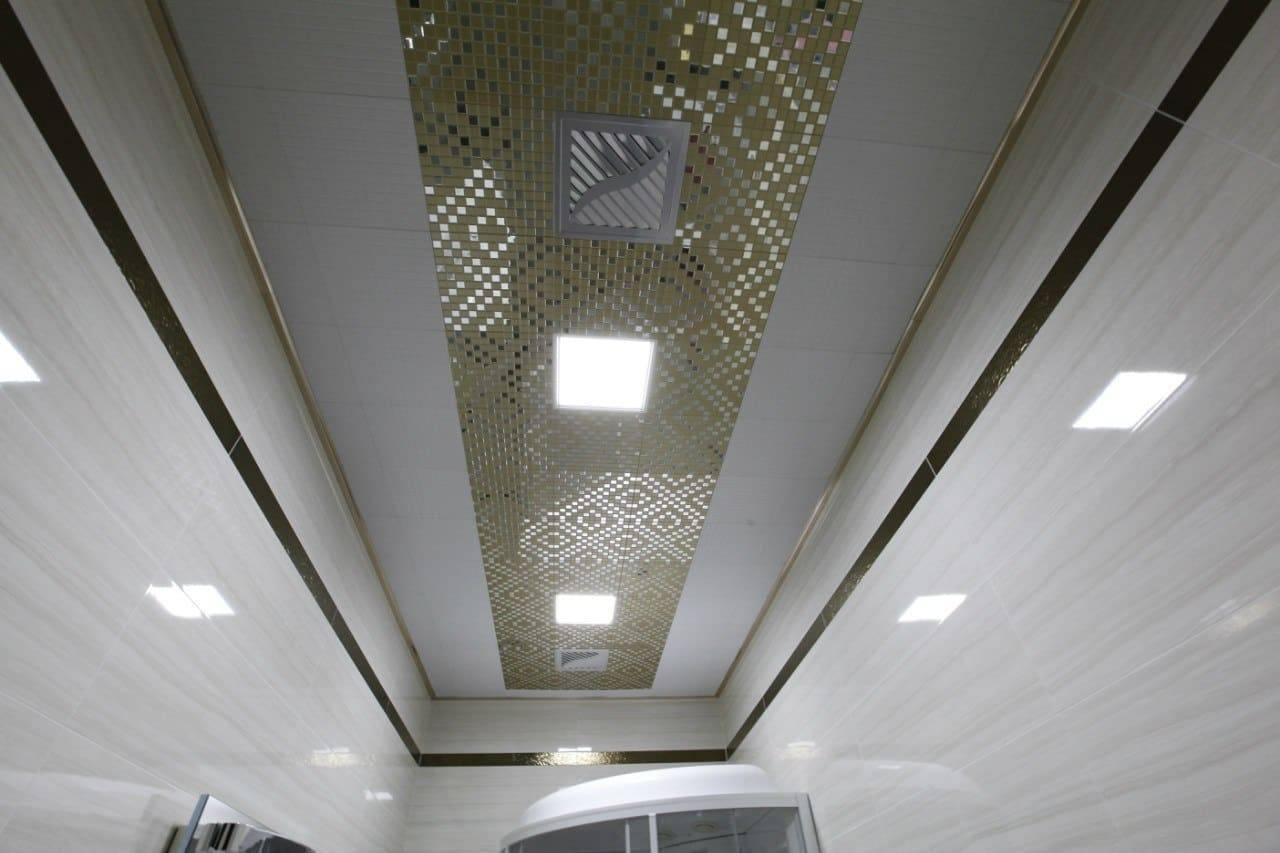 Кассетный потолок подвесной: цена для ванной алюминиевого и монтаж 30х30 caveen