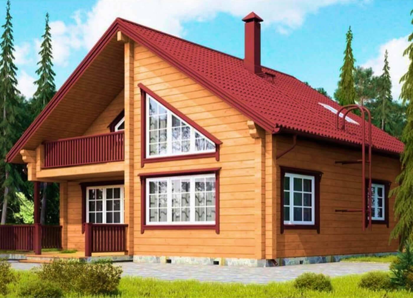 Строительство финских каркасных домов своими руками