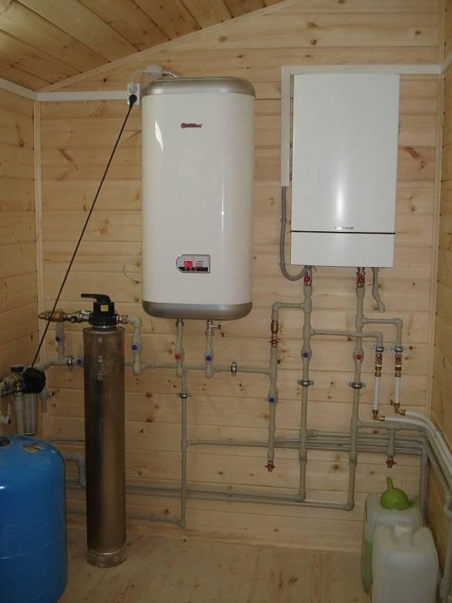Выбор накопительных электрических водонагревателей для дачи