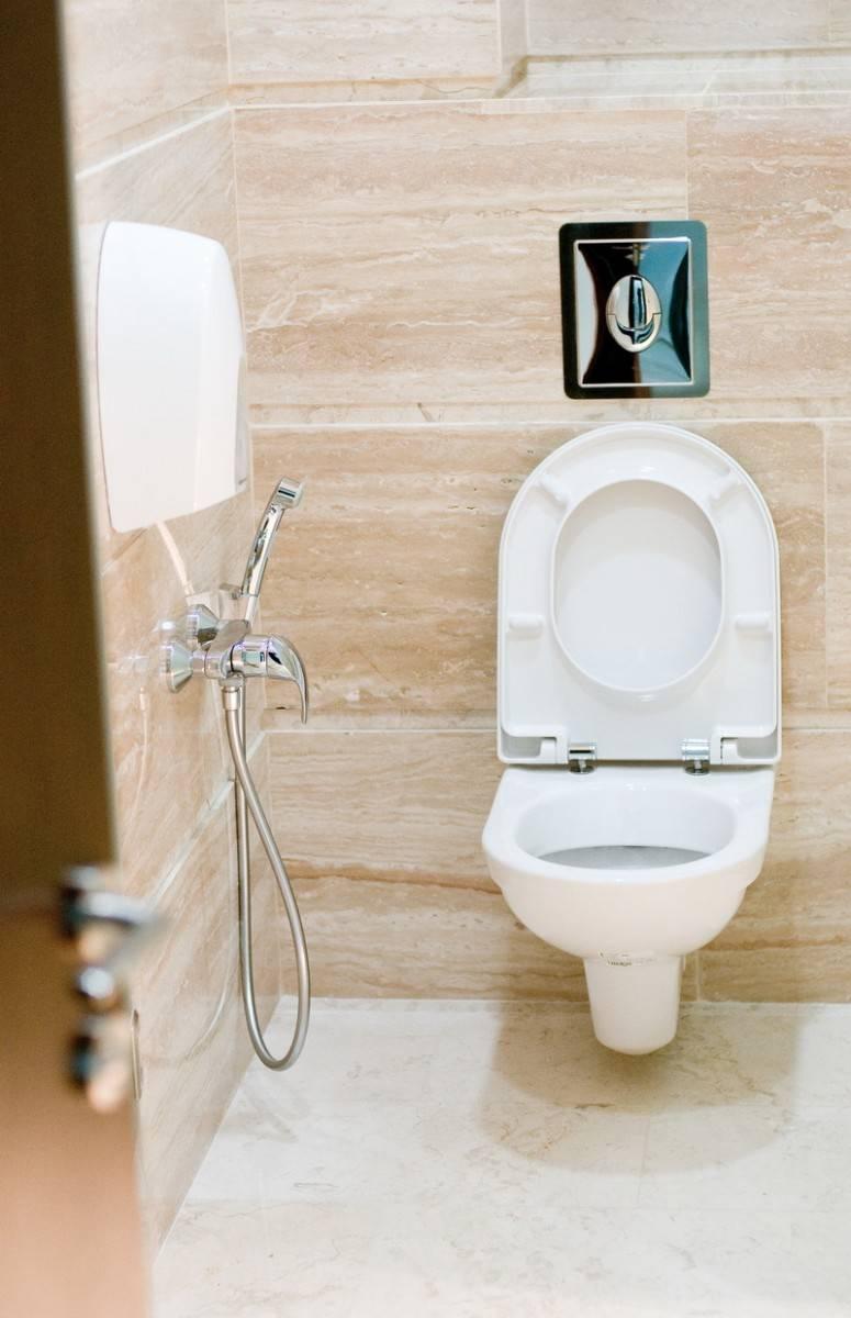 Гигиенический душ: особенности использования, конструкция, технология установки своими руками