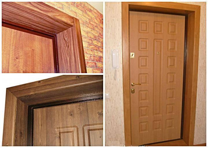 Технология изготовления дверных откосов из мдф