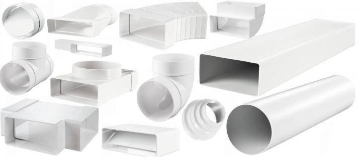 Воздуховоды для вентиляции: разбираемся с видами ассортимента