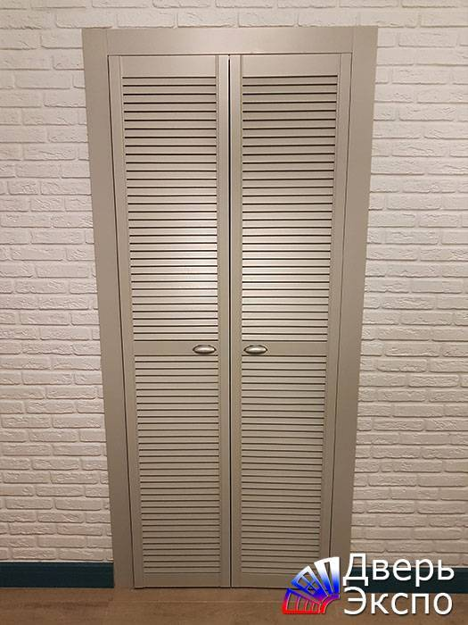5 особенностей дверей-жалюзи