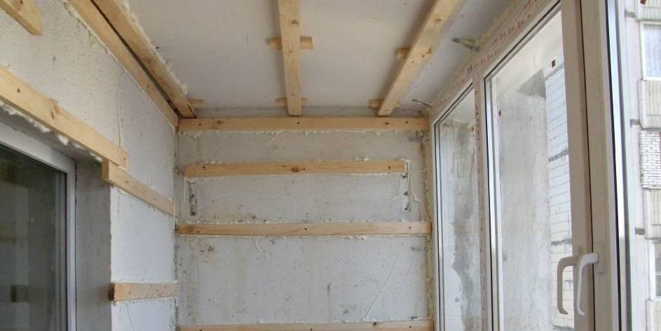 Отделка балкона вагонкой своими руками пошаговая инструкция - клуб мастеров