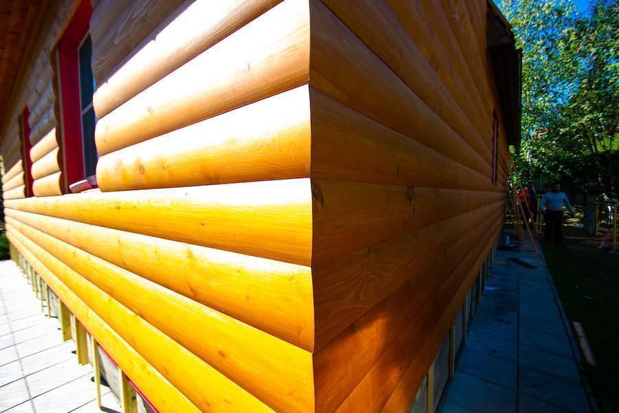 Блок-хаус: стоимость применения лучших современных пиломатериалов (115 фото и видео)