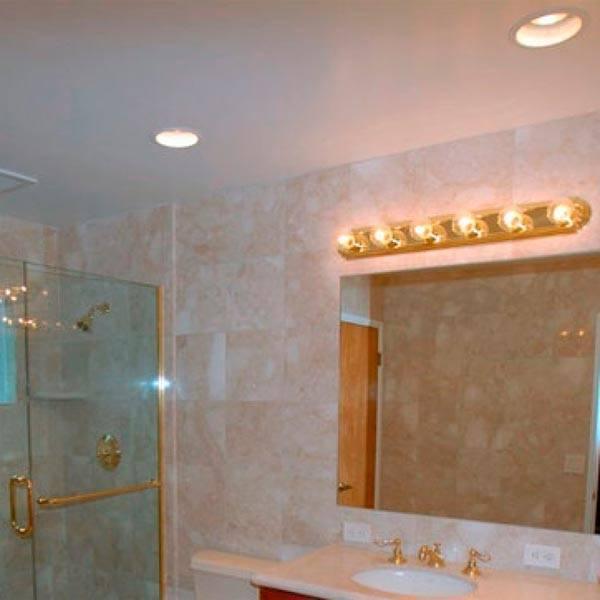 Потолок из гипсокартона в ванной: за и против, особенности монтажа