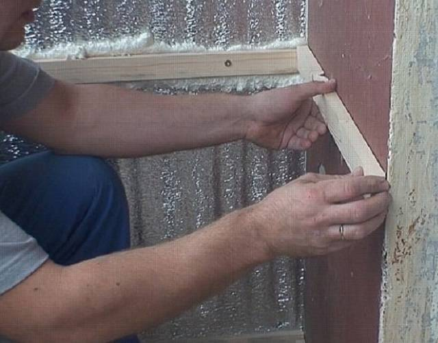 Обшивка балкона вагонкой своими руками: рекомендации и советы
