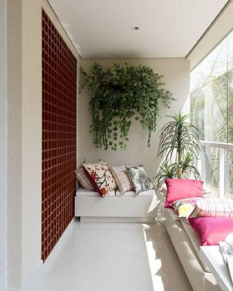 Дизайн балкона - 110 фото идей интерьера + лоджии