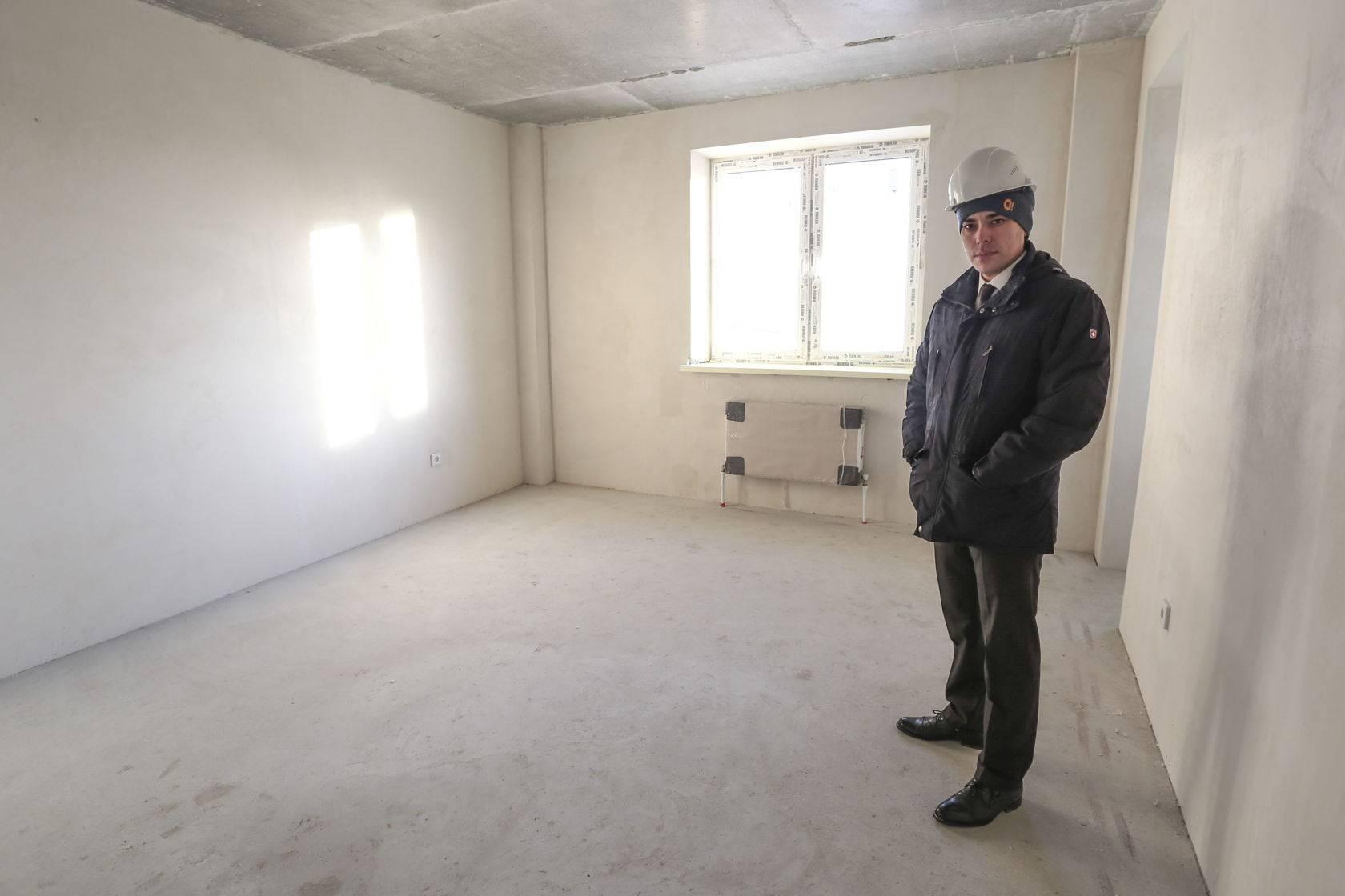 Черновая отделка квартиры в новостройке — как ее сделать?