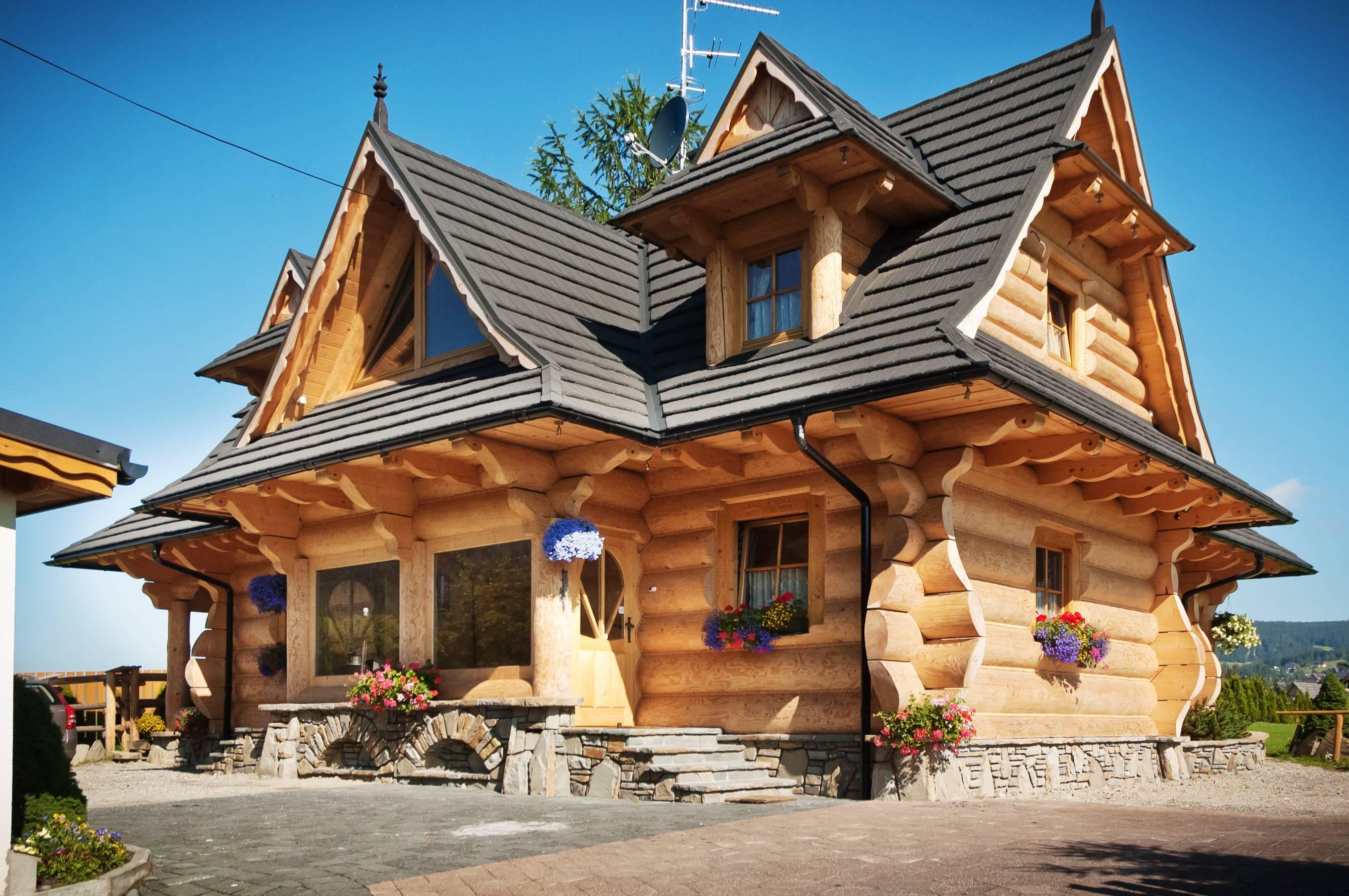 Рубленные дома от гк «городлес»