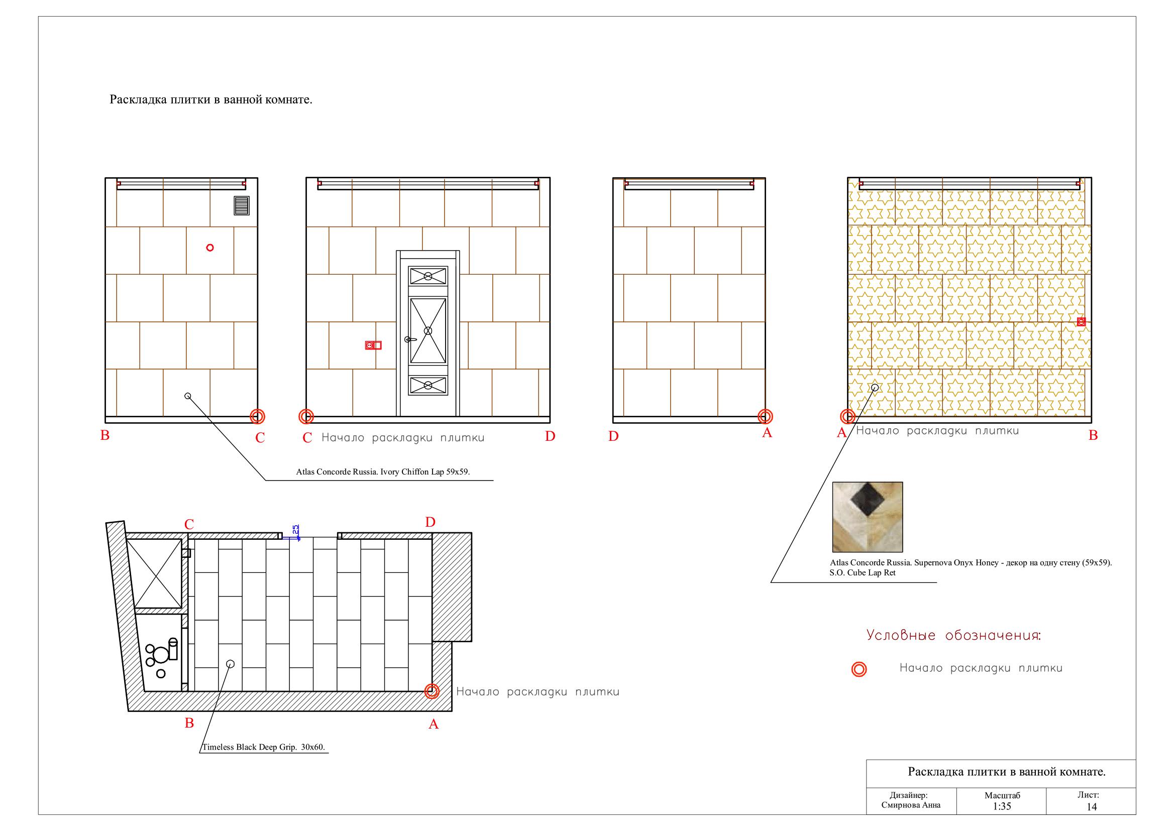 Программа для раскладки плитки. обзор программ