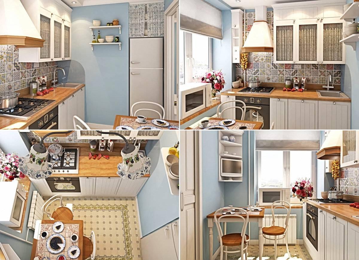 5 важных советов для удобного и стильного дизайна маленькой кухни на даче