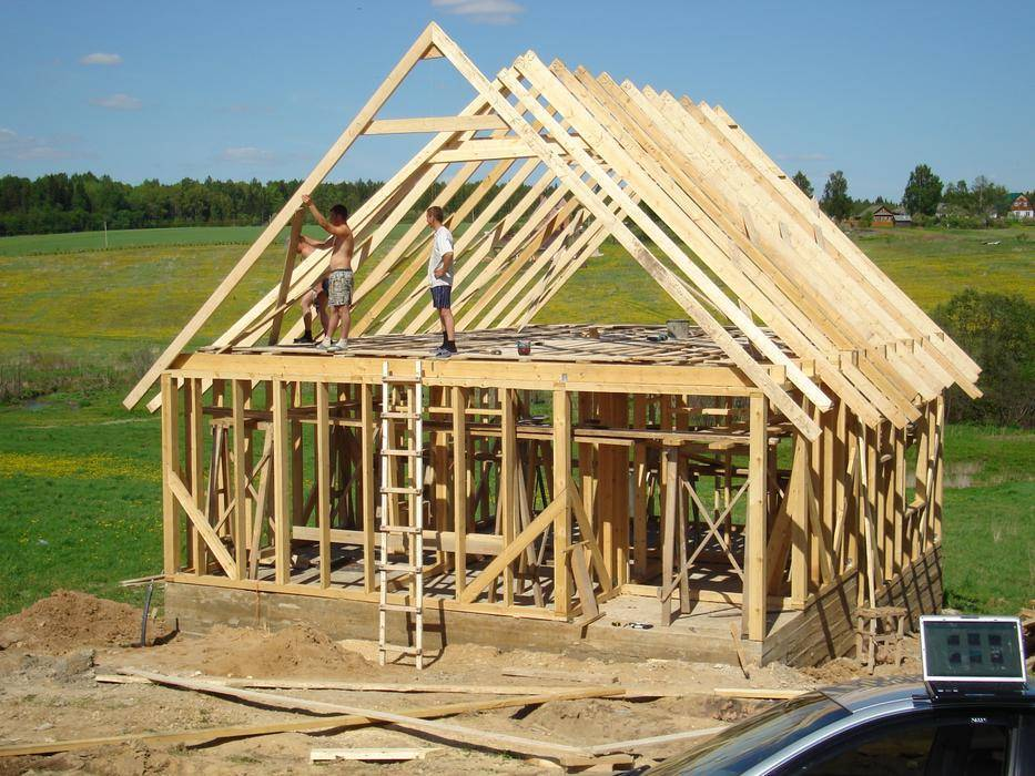 Дешевый дом своими руками - инструкция!