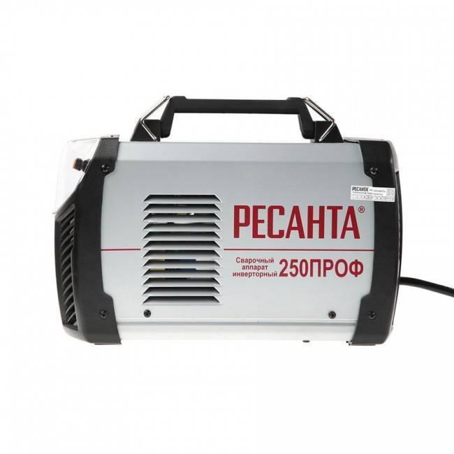 Ресанта саи 220 пн – особенности эксплуатации агрегата + видео