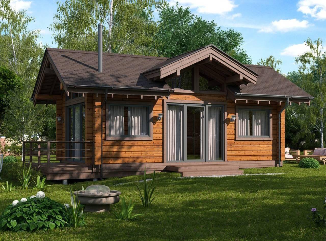 ????одноэтажные каркасные дома: преимущества, проекты и фото-примеры - блог о строительстве