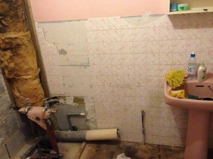 Ремонт ванной комнаты своими руками: пошагово с нуля, с чего начать