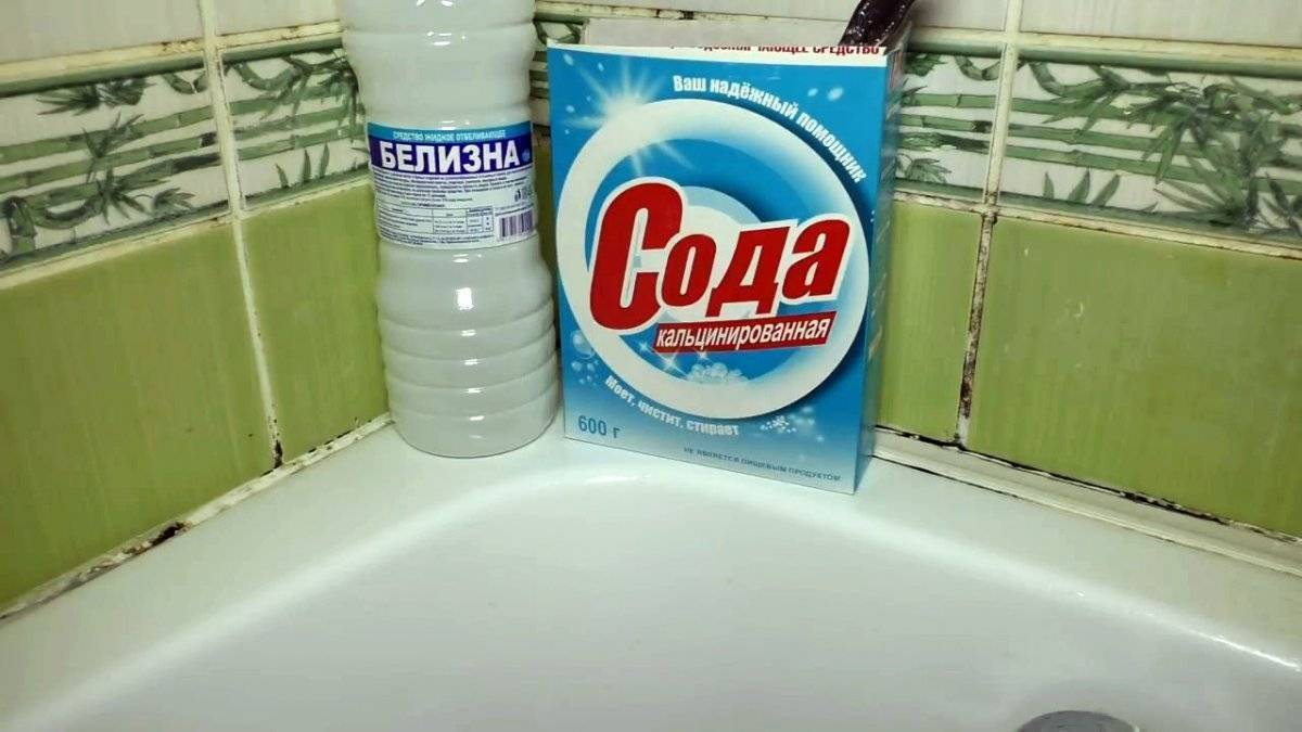 Какое средство от плесени в ванной комнате выбрать?