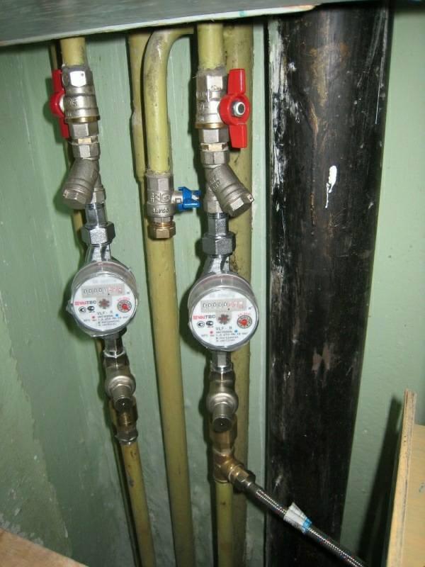 Как правильно установить счетчик воды: инструкция, монтаж и пломбировка