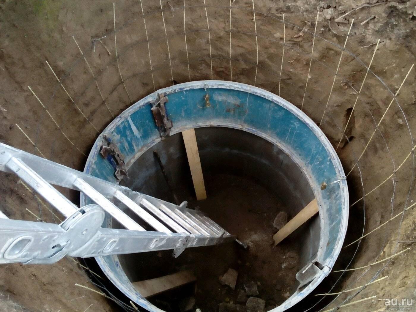 Технология изготовления бетонных колец