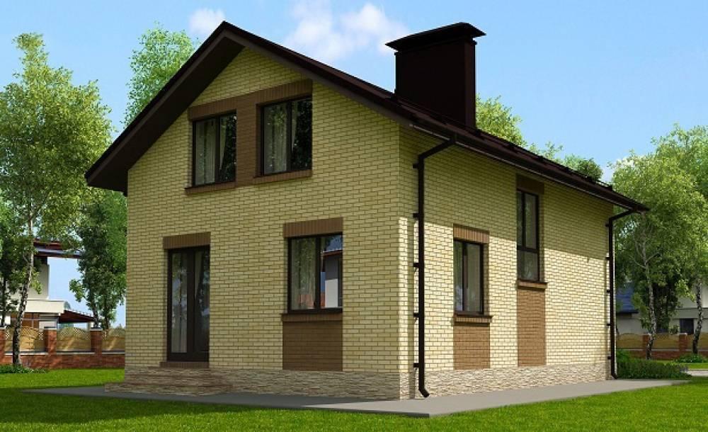 Планы двухэтажных домов, фотогалерея, правила планировки