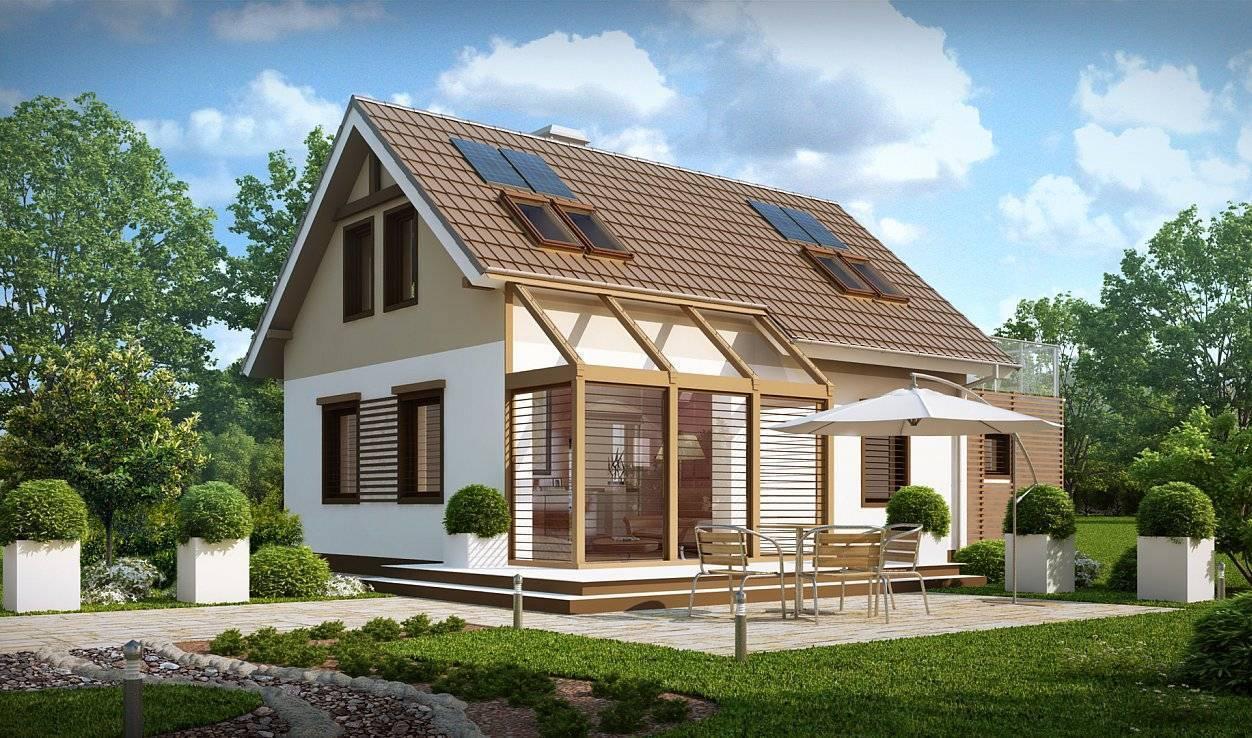 Топ-50 лучших проектов домов-шалашей | (фото & видео)