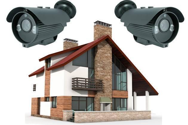 Система видеонаблюдения своими руками для частного дома, квартиры или дачи