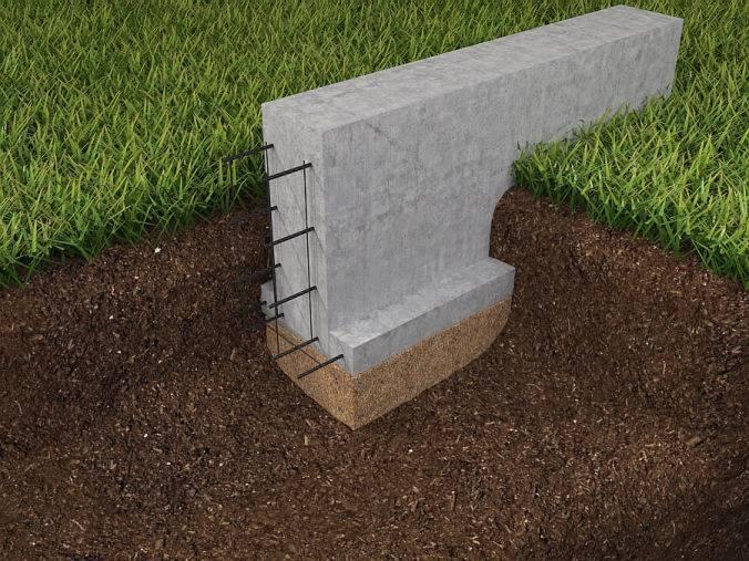 Фундамент для двухэтажного дома из пеноблоков: это надо знать