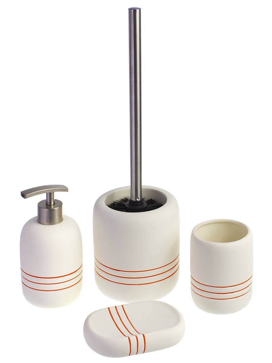 Аксессуары для ванной комнаты: фото принадлежностей в интерьере ванной и туалета