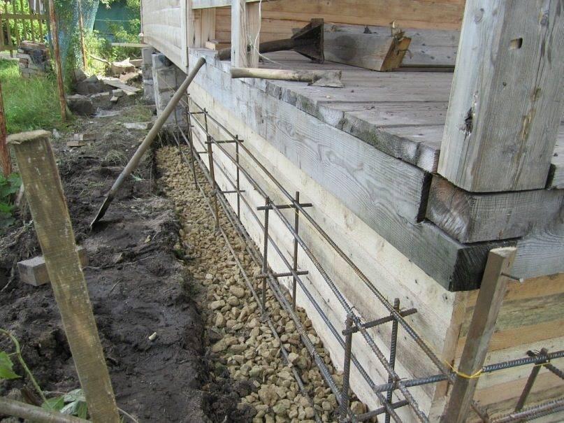 Строим новый дом вокруг старого - самстрой - строительство, дизайн, архитектура.