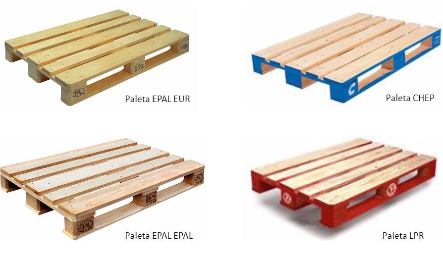 Размеры поддонов (паллет): евро, финских, американских, отечественных - постройки
