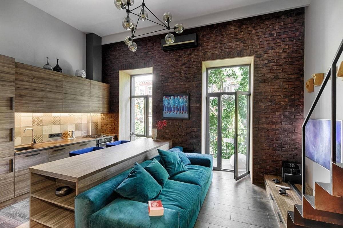 Стиль лофт в интерьере квартиры: 12 советов по обустройству + фото | строительный блог вити петрова