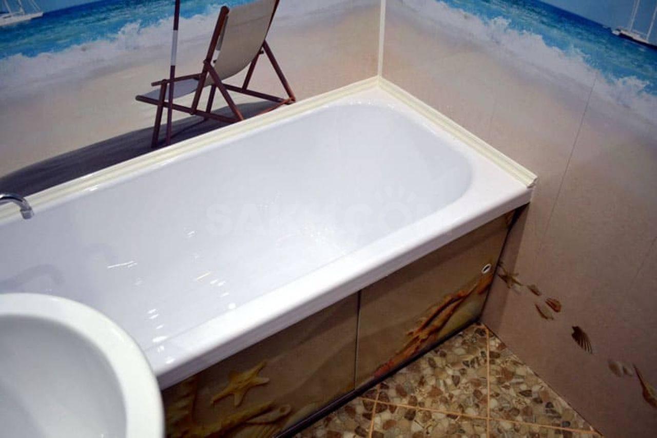 Акриловый вкладыш в ванну – установить своими руками или вызвать мастера?