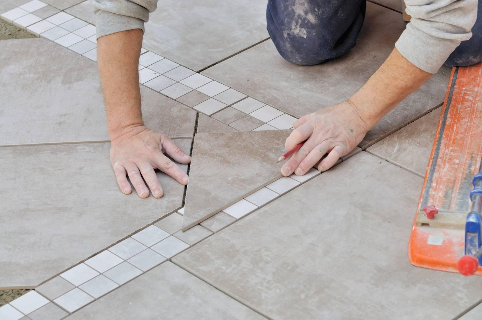 Плитка в ванную на стены - варианты отделки плиткой своими руками (130 фото)