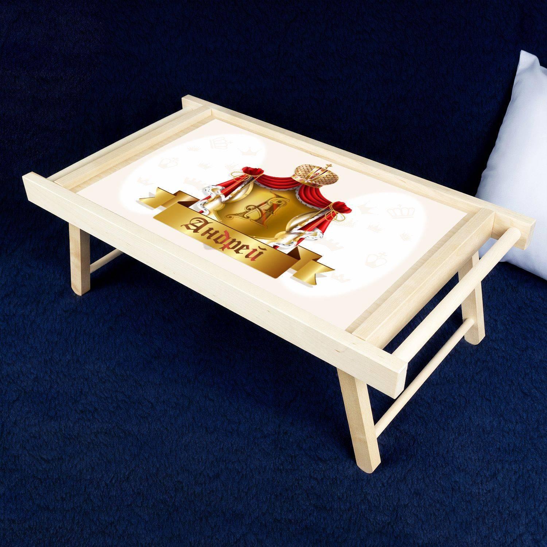 Столик для завтрака в постель своими руками: варианты изделий, алгоритм, варианты декорирования