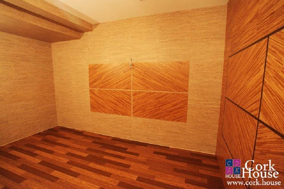 Пробковое покрытие для стен - виды, характеристики и преимущества