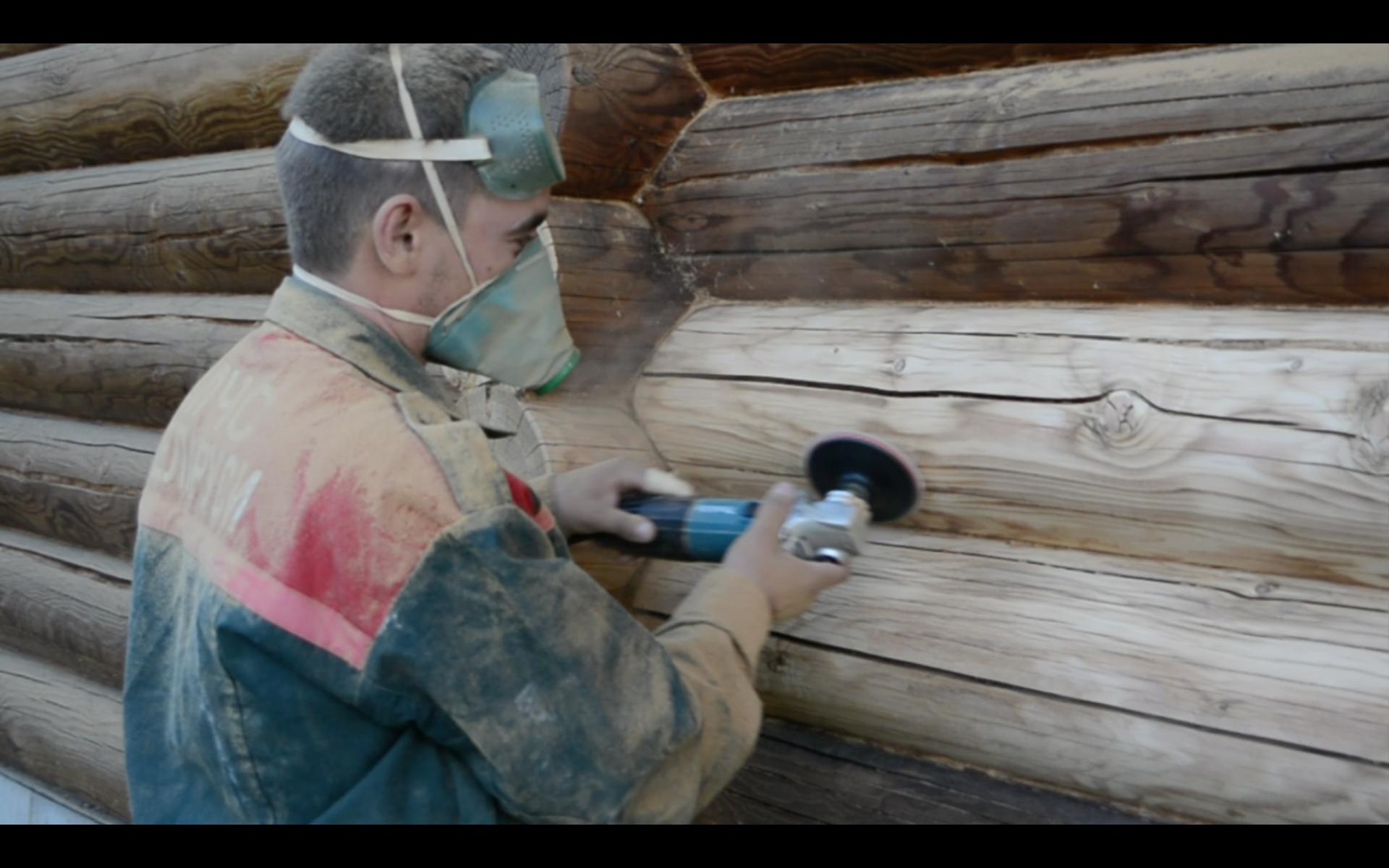 Когда и чем нужно конопатить дом из бруса: материал, инструкция