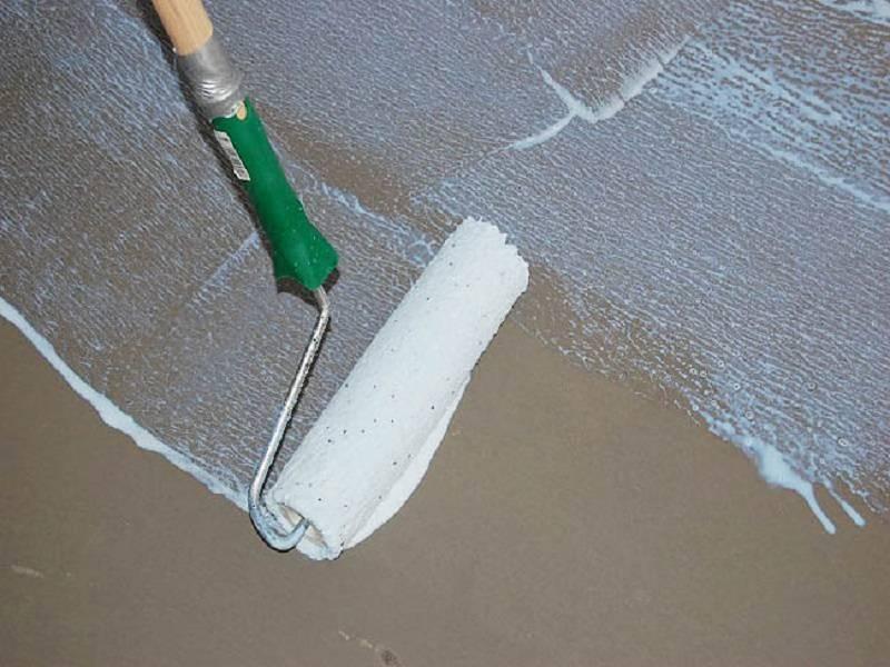 Как правильно подобрать грунтовку для стен и потолка, способы нанесения