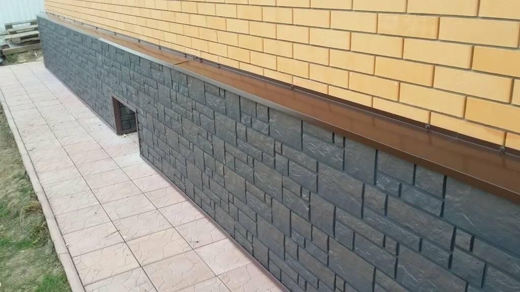 Фасадные панели под кирпич: особенности дома, варианты панелей для облицовки