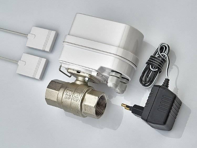 Гидролок энерджи-система защиты от протечек воды