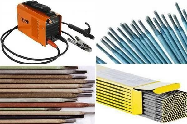 Какие электроды выбрать для сварки инвертором новичку?