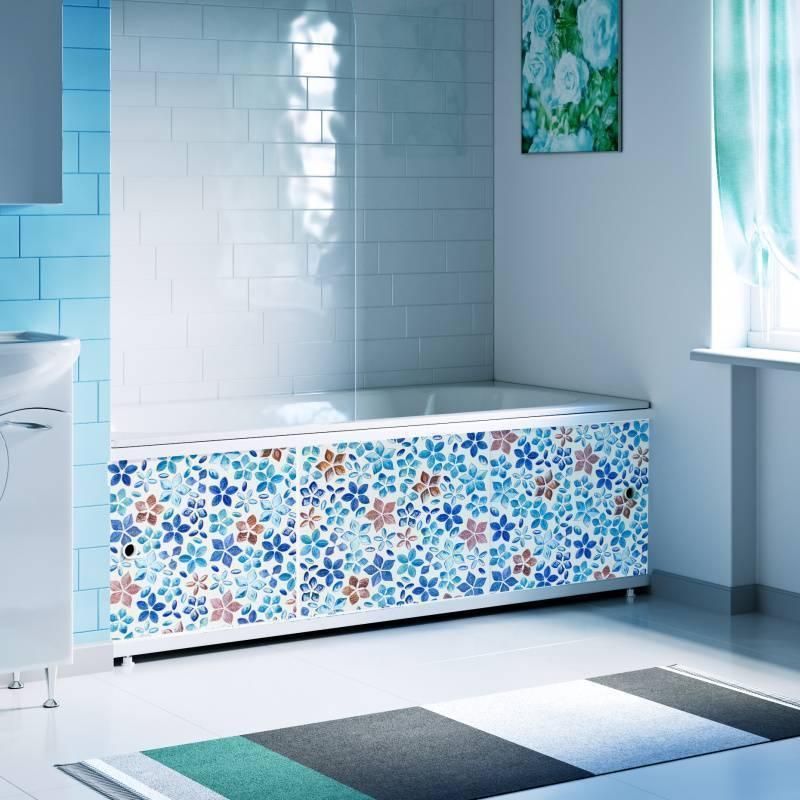 Экран в ванную комнату своими руками: пошаговые инструкции по изготовлению трех лучших экранов
