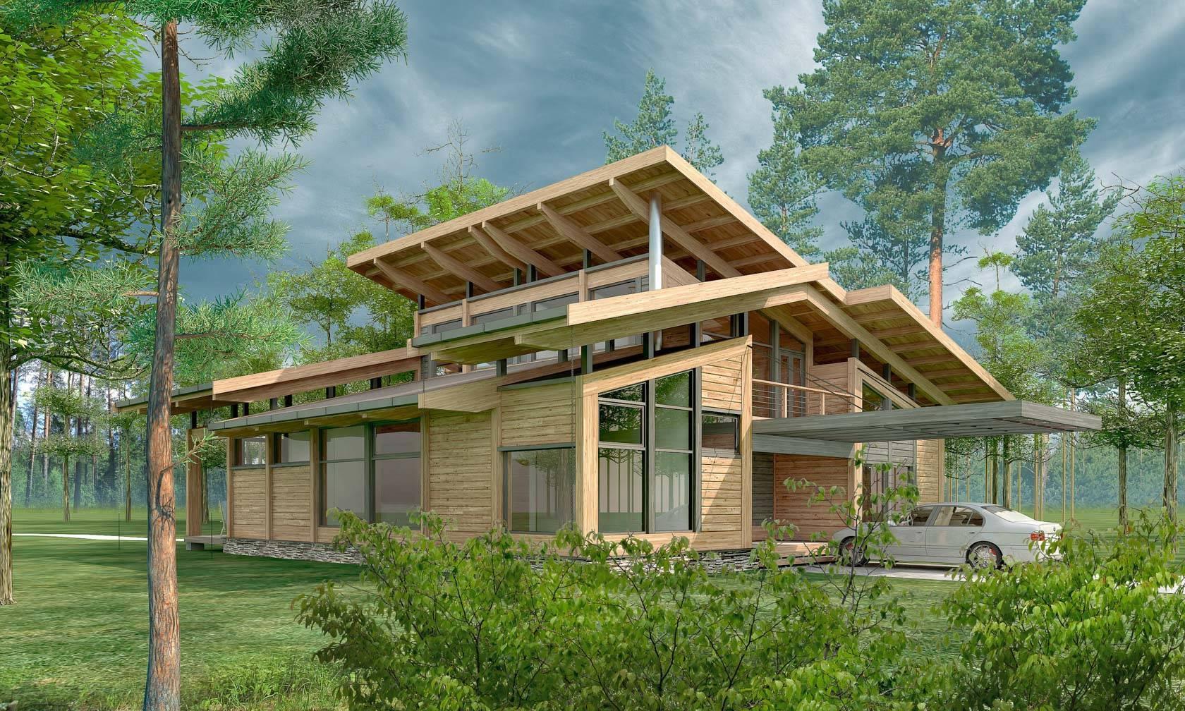 ?одноэтажные дома в стиле шале, особенности стиля и проектирования - блог о строительстве